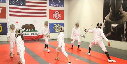 West Coast Fencing Academy: the best fencing center in the heart of San Diego