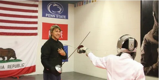WCFA welcomes fencers of all ages